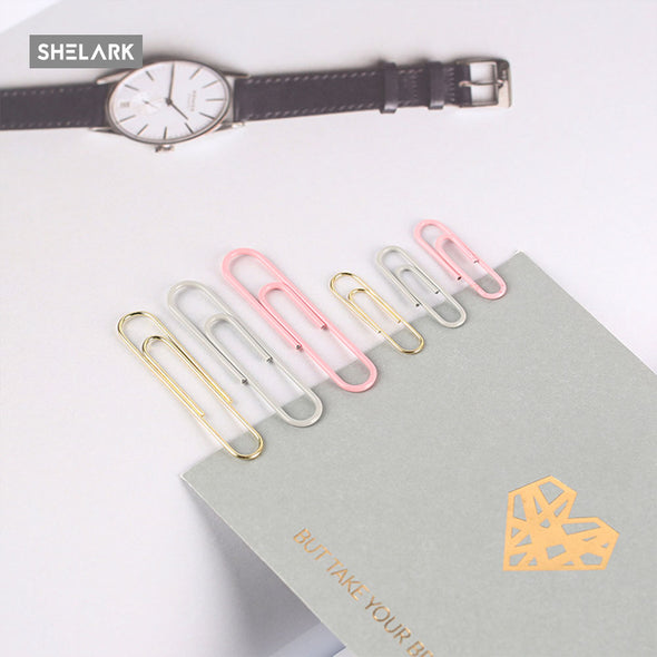 Pink Series 19mm Ticket Holder - Mixing Color - Shelark