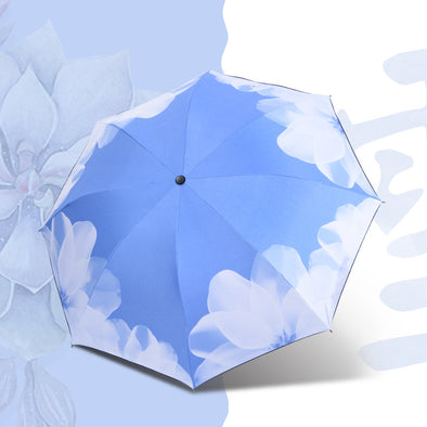 New Design Mini Five-fold Umbrella - Shelark