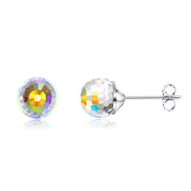 Classic Crystal Earrings - Shelark