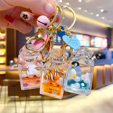 Ocean Key Chain - Shelark