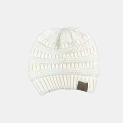 Retro fashionable knitted cap - Shelark