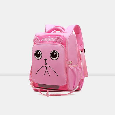 Cartoon primary school children's school bag - Shelark