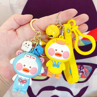 Cute Duck Key Chain - Shelark