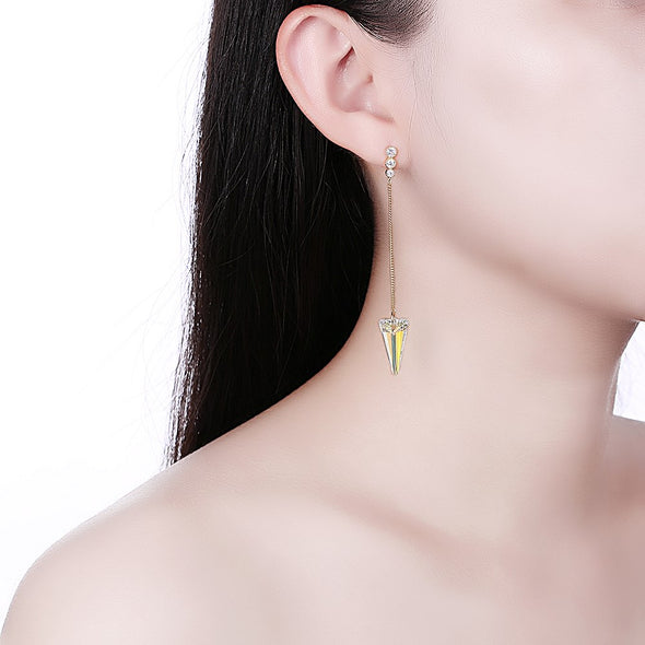 Simple Pendants Earrings