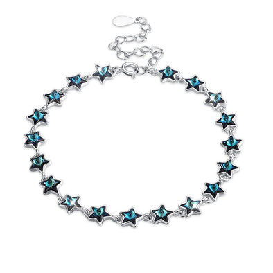 Star Crystal Bracelet - Shelark