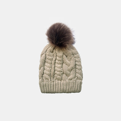 New Lady's Knitted Cap - Shelark