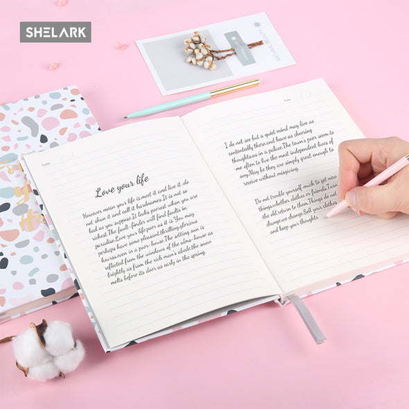 Pink Series Notebook Set - Shelark