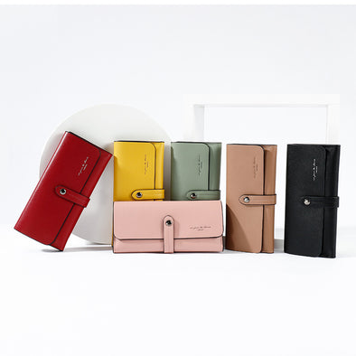 Fashionable Multi-functional Lady's Wallet - Shelark