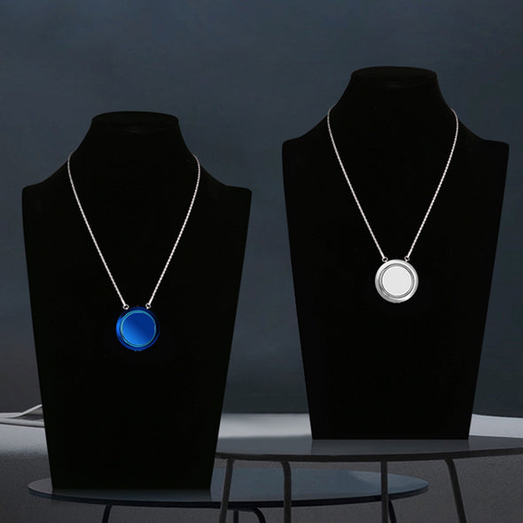 Personal Wearable Air Purifier Necklace - Shelark