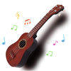 Kids Ukulele Mini 4 Strings Cartoon Guitar Musical Educational Toys - Shelark