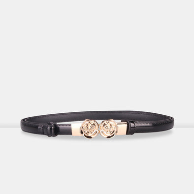 Rose-shaped Buckle Belt - Shelark
