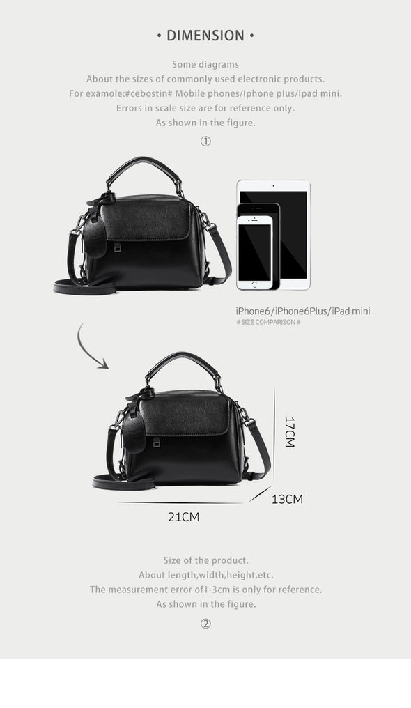 New design Leather Bag