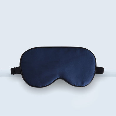 Silk Eye Mask Blue - 5 Pack - Shelark