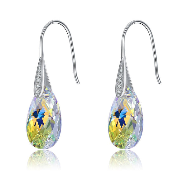Elegant Crystal Earrings - Shelark
