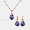 Retro crystal Jewelry Set - Shelark