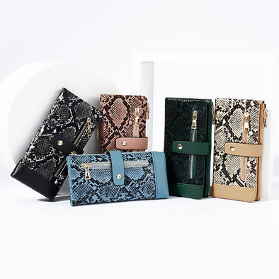 Elegant Lady's Wallet - Shelark