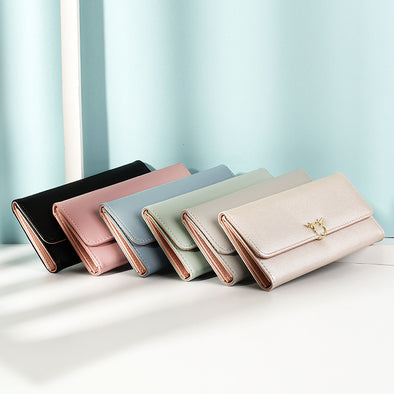 Cute Lady's Wallet - Shelark
