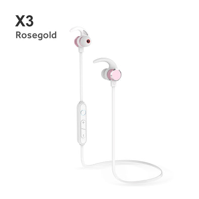Portable Wireless Bluetooth Halter earphone - Shelark