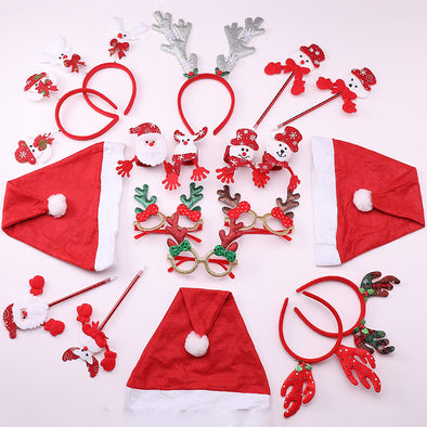 Cartoon Christmas Decoration Sets - Shelark