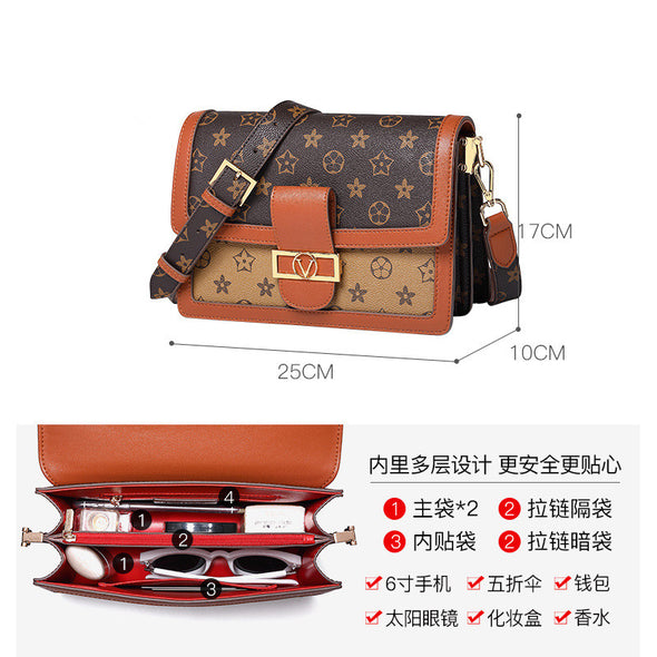 Elegant Lady's Shoulder Bag