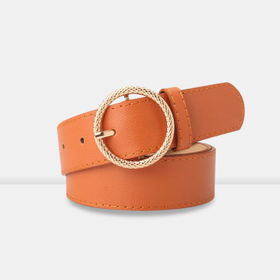 Popular Lady's Alloy Belt - Shelark