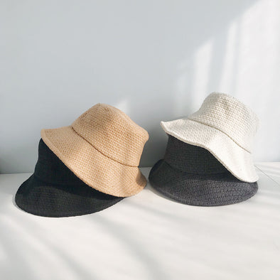 Elegant Lady's Bucket Hat - Shelark