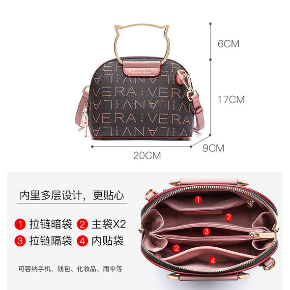 New design Lady's Shoulder Bag