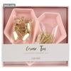 Pink Series Heart Ceramic Tray - Pink - Shelark