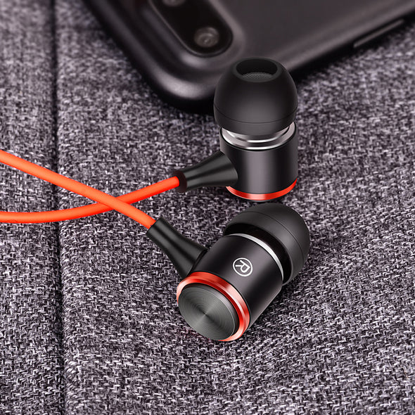 3Meter 3.5mm Wired Earphones - Shelark