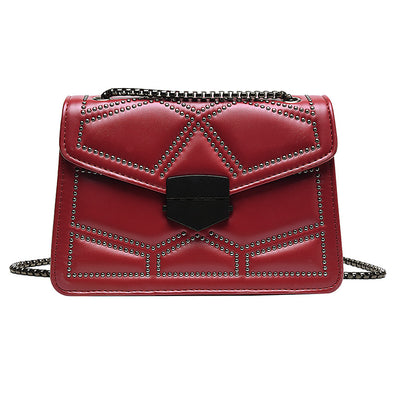 Fashion Shoulder Bag - Shelark
