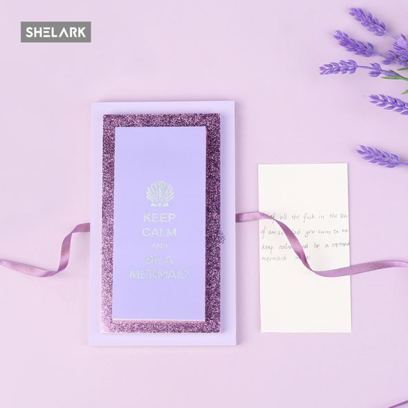 Mermaid Series Memo Pad Set - Shelark