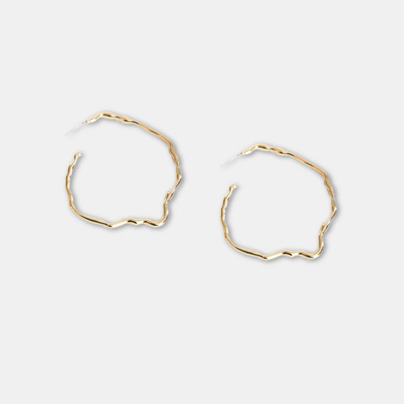 Simple geometric Earrings - Shelark