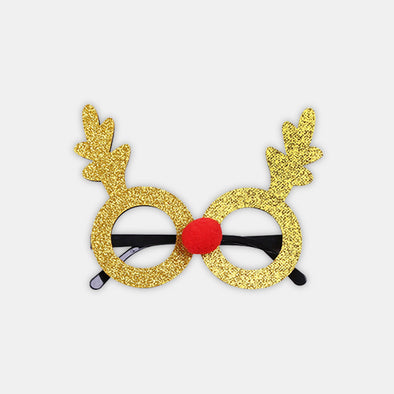 Fashion Christmas decorative glasses - Shelark