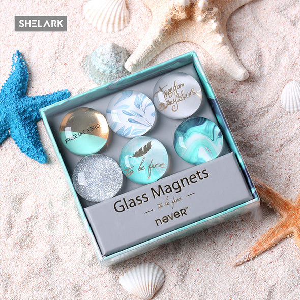 Blue Series Stationary Set - Shelark