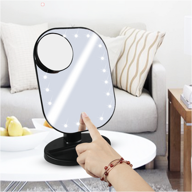 Desk LED Make Up Mirror - Shelark