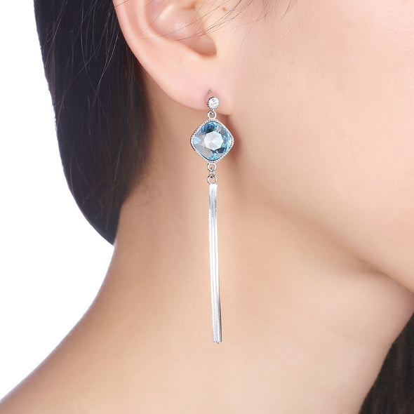 Classical Tassel Earrings
