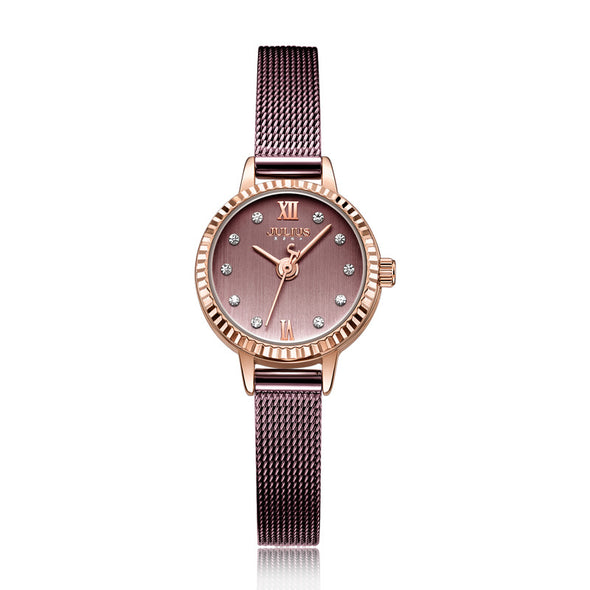 Retro Stainless Steel Watch - Shelark