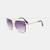 Rimless Sunglasses - Shelark