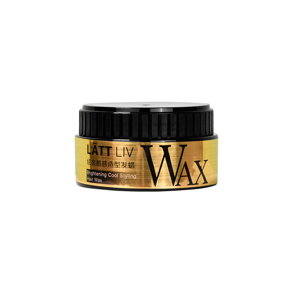 Bright and cool styling wax - Shelark