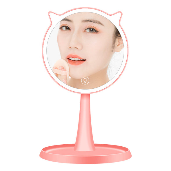 Cat LED Make Up Mirror - Shelark