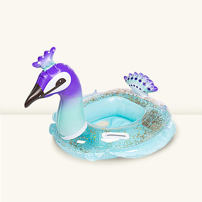 BABY FLOAT - PEACOCK