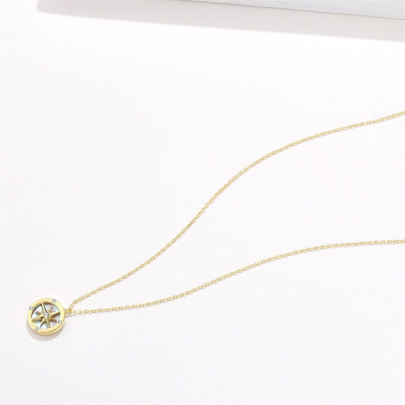 S925 Elegant Couple Necklace - Shelark