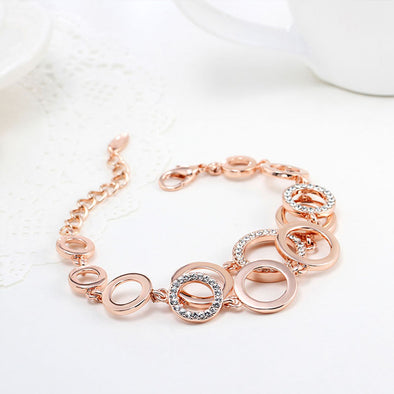 Alloy Fashion Bracelet (3 pieces) - Shelark