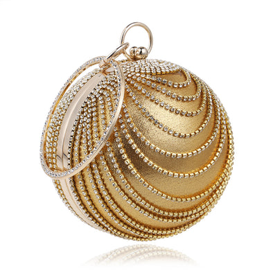Ball Evening Bag - Shelark