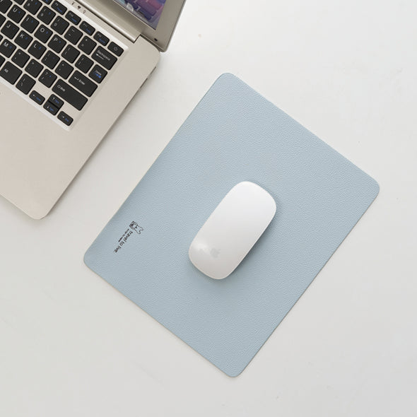 Double - Sided Mouse Pad  Blue - 5 Pack