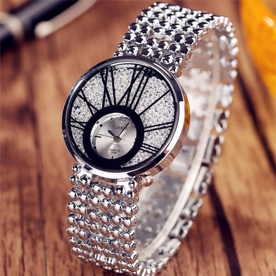 Glittering Lady's Watch - Shelark