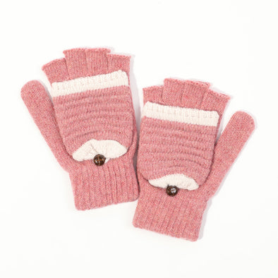 Girls Warm Gloves