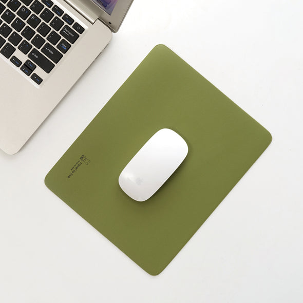 Double - Sided Mouse Pad Green - 5 Pack - Shelark