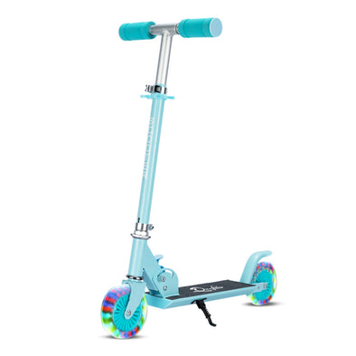 2-wheeled Light Up Scooter for Kids - Shelark