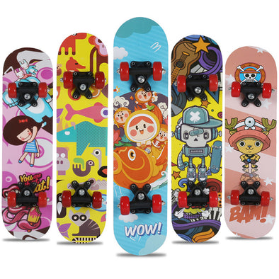 Skateboard For Kids 3-10years old - Shelark